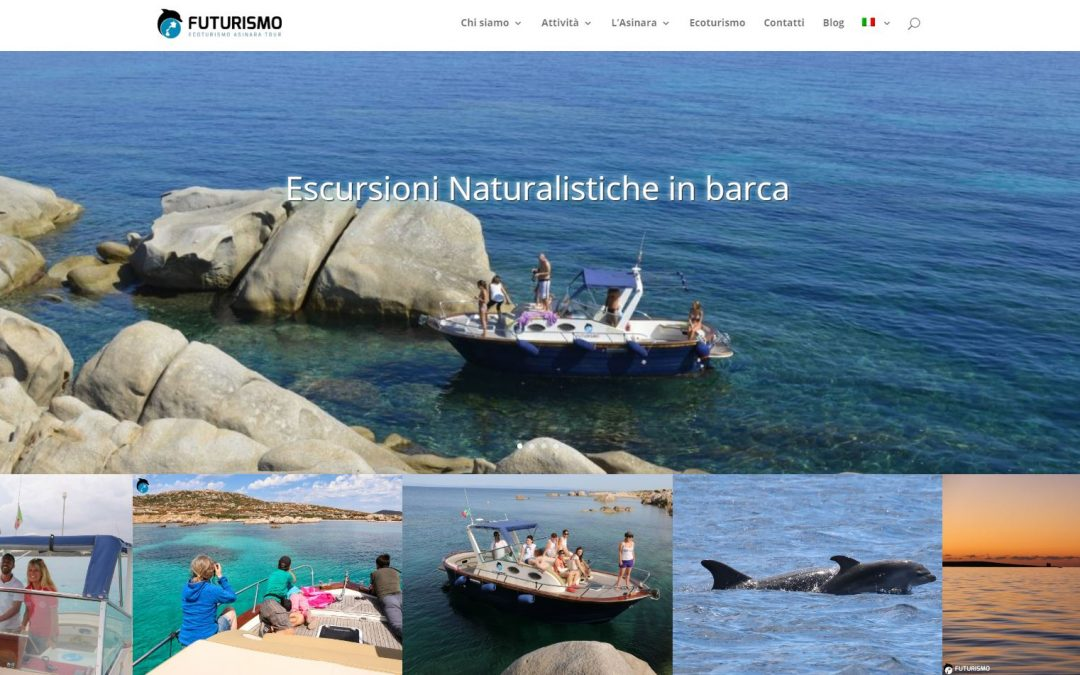 Sito web Futurismoasinara.com