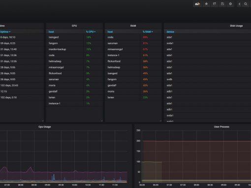 Monitoraggio Qualità e Performance dei servizi