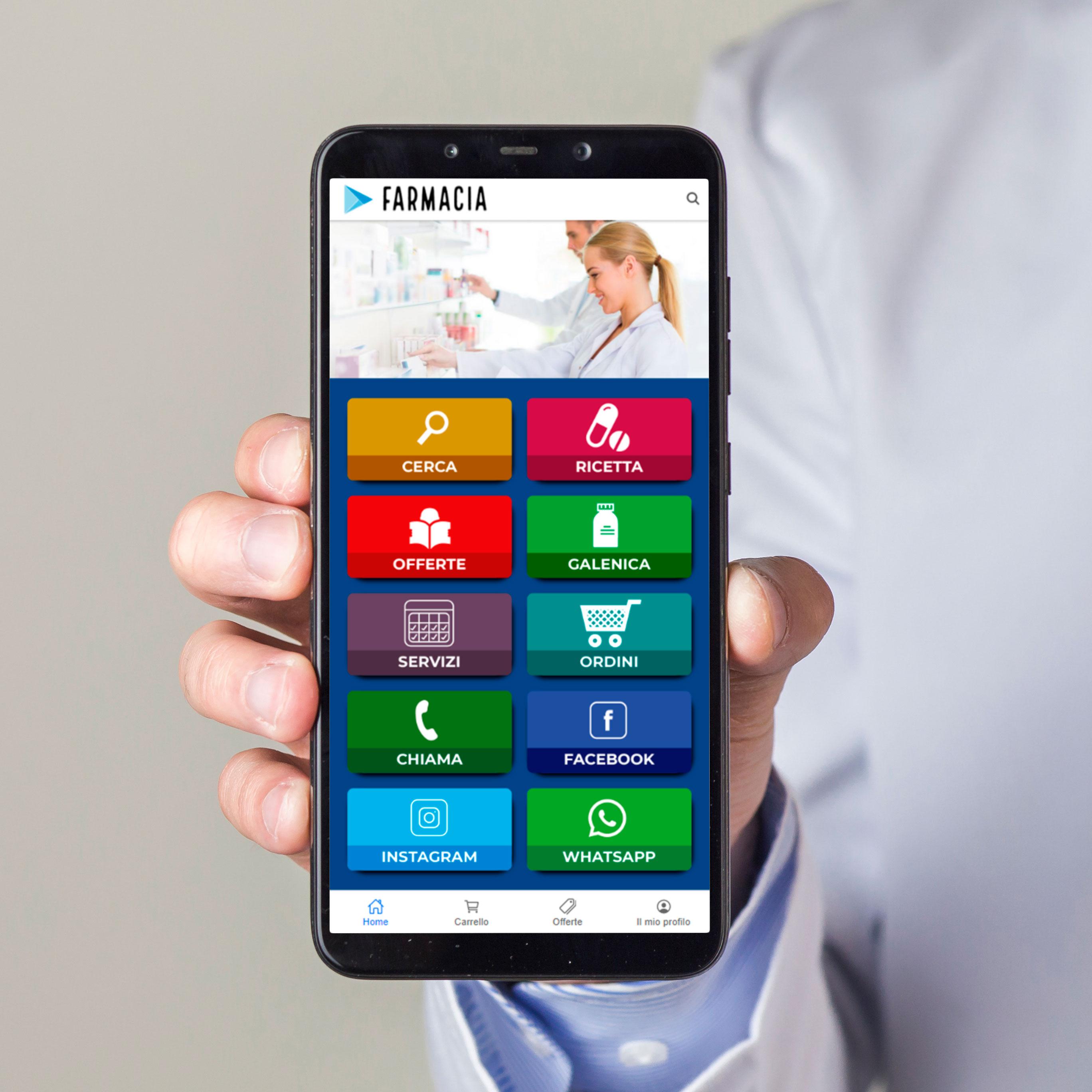 app per farmacia